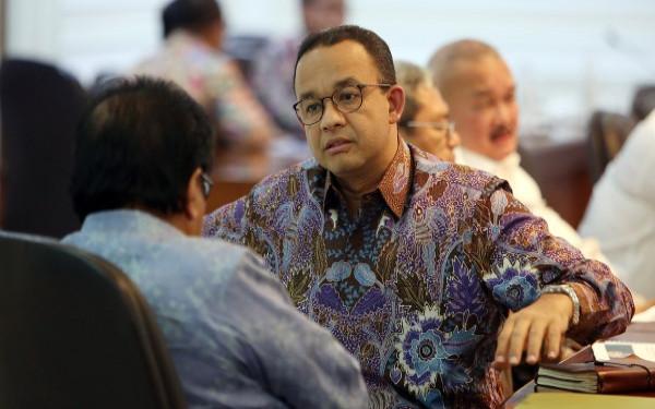 Gubernur DKI Jakarta Anies Baswedan. Foto: Ricardo/JPNN.com/GenPI.co