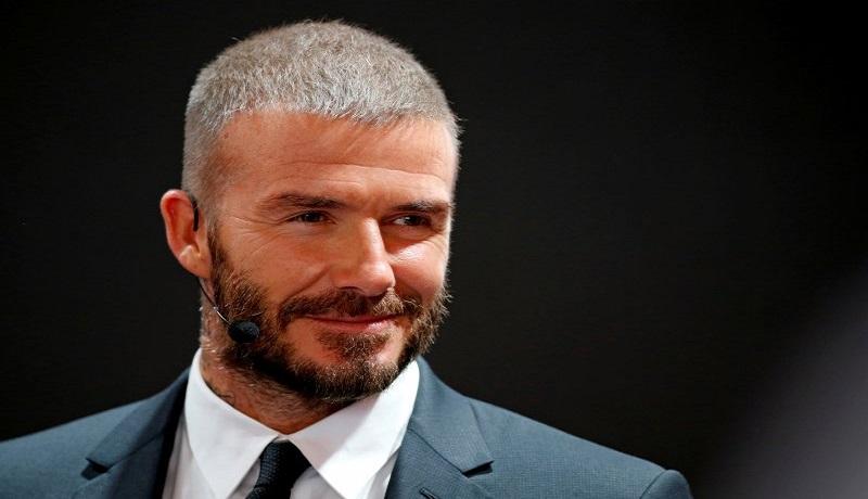 David Beckham. Foto: Antara