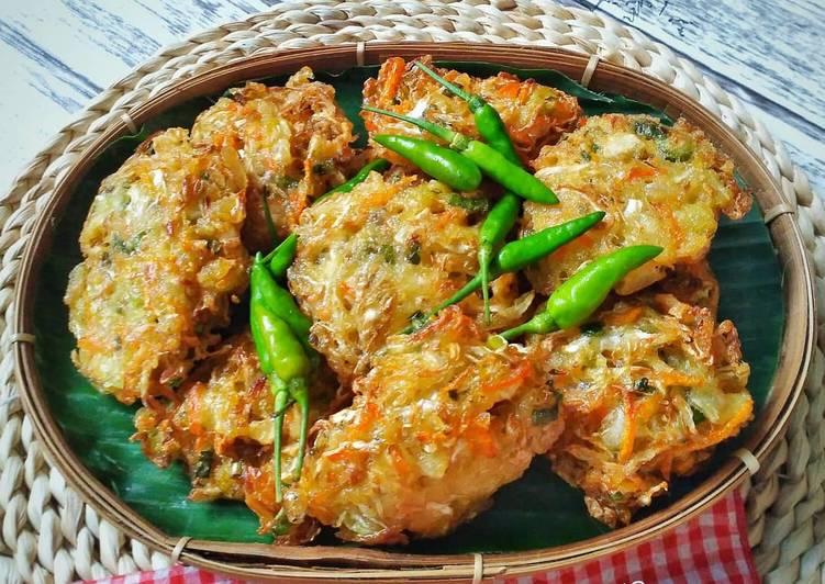 Bala- bala gorengan khas bandung (Foto : cookpad)