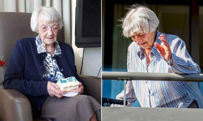 Nenek 107 Tahun Warga Belanda Sembuh dari Corona Tanpa Obat