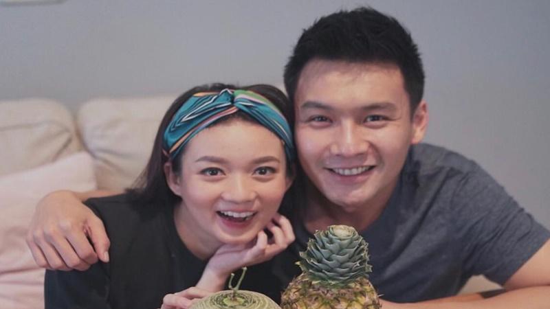 Fendy Chow dan istri (foto: SC IG @fendychow)