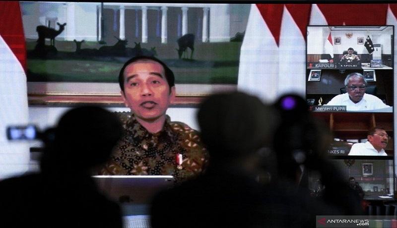 Presiden Joko Widodo atau Jokowi. Foto: Antara