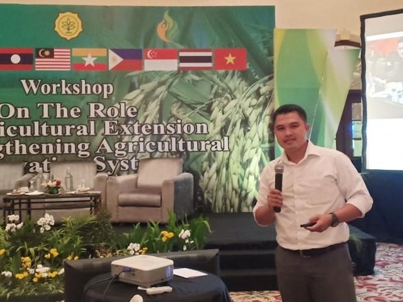Rizal Fahreza Si Petani Muda, Dulu Dihina Kini Harumkan Indonesia