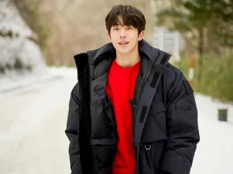 Nam Joo Hyuk. Foto: Instagram/@skawngur