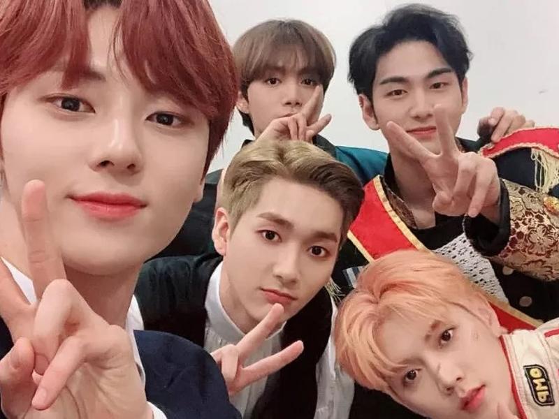 Yes! Grup K-Pop NU'EST Segera Luncurkan Album Baru