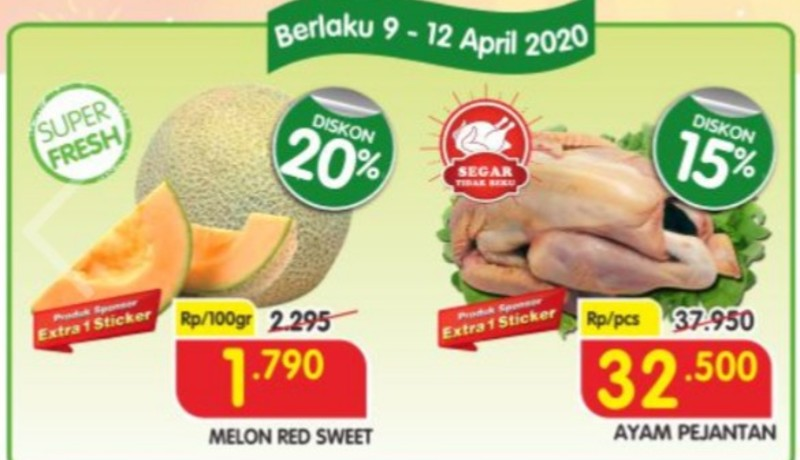 Dahsyat! Promo Super Indo Daging Murah, Yuk Belanja