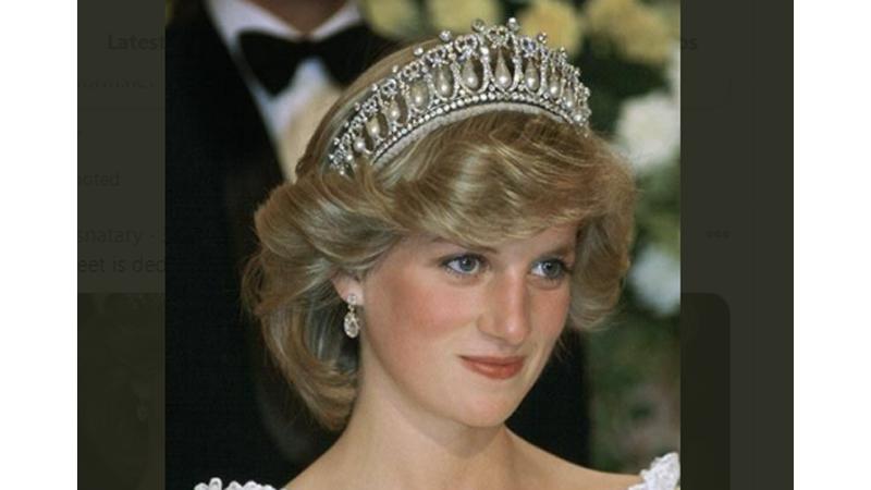 Putri Diana yang sosoknya tetap dikenang (sumber foto: @resnatary)