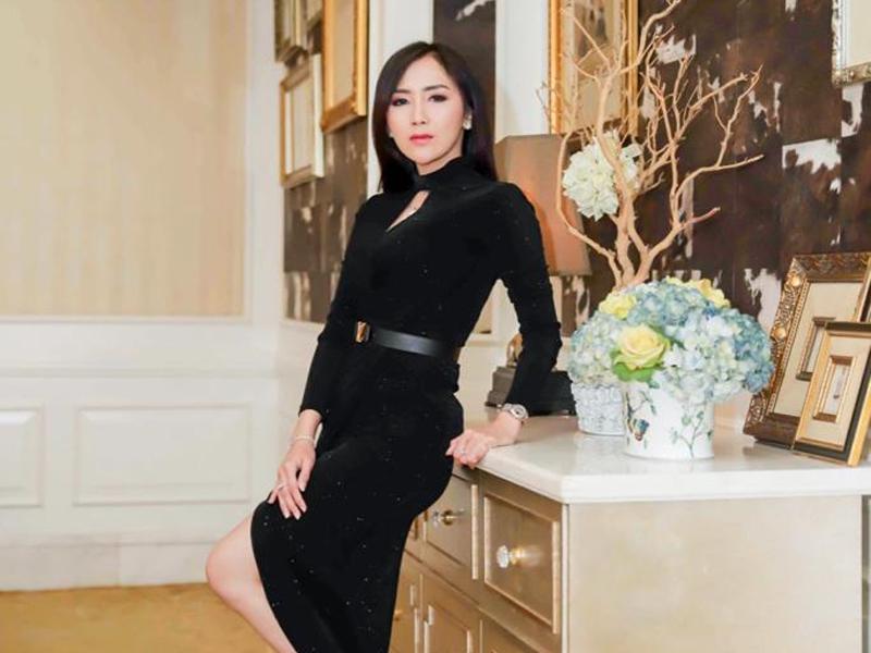 Kian Cantik dengan Eyelashes Premium Sarita Beauty Varian Hangout
