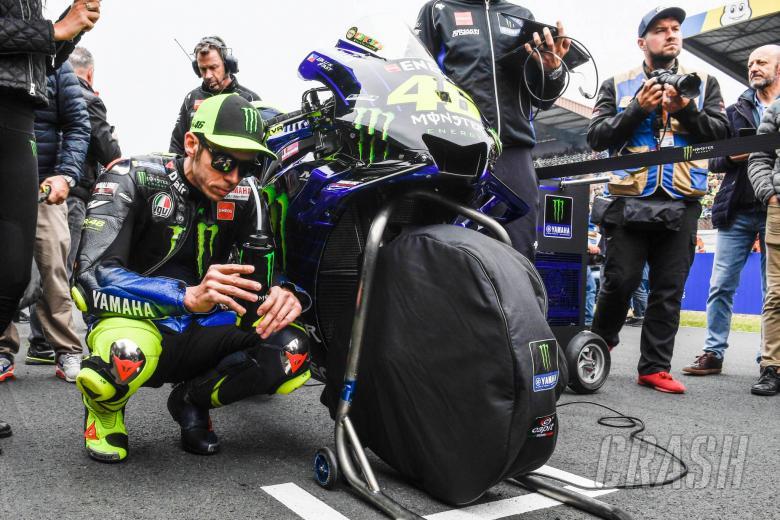 Valentino Rossi. Foto: Crash