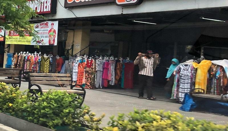 PKL Malioboro Yogyakarta. Foto: Antara