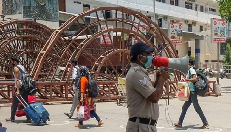India Tak Berdaya, Virus Corona Serang 8 Ribu Orang dalam Sehari
