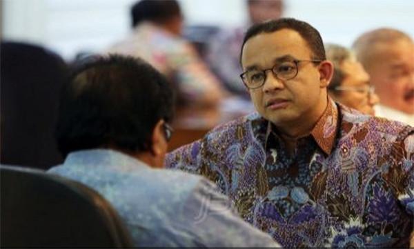 Gubernur DKI Jakarta Anies Baswedan. Foto: Ricardo/JPNN.Com