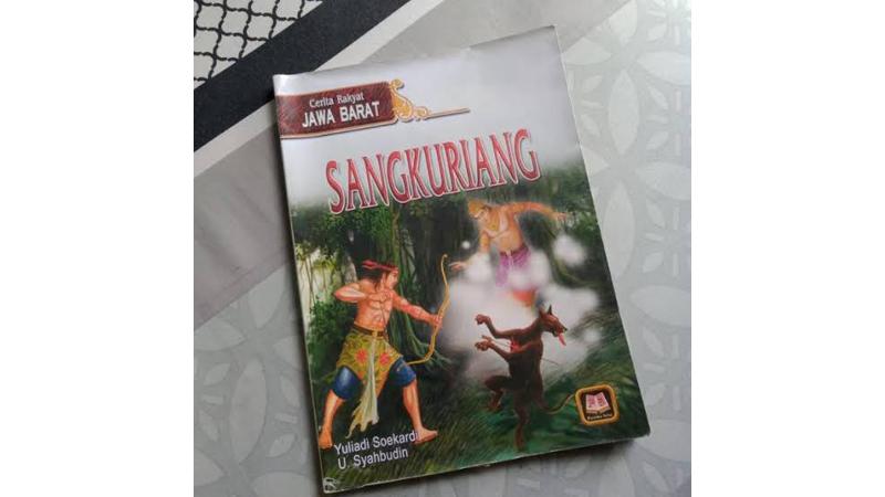 Menikmati Cerita Rakyat Lewat Buku Sangkuriang