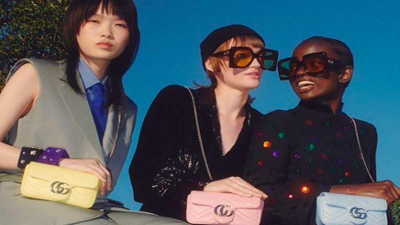 Gucci Dadah Ajang Pekan Mode, Ada Tren Baru di Dunia Fesyen?