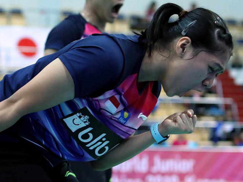 Kejuaraan Dunia Junior 2020 Diundur, Indah: Persiapan Kian Matang