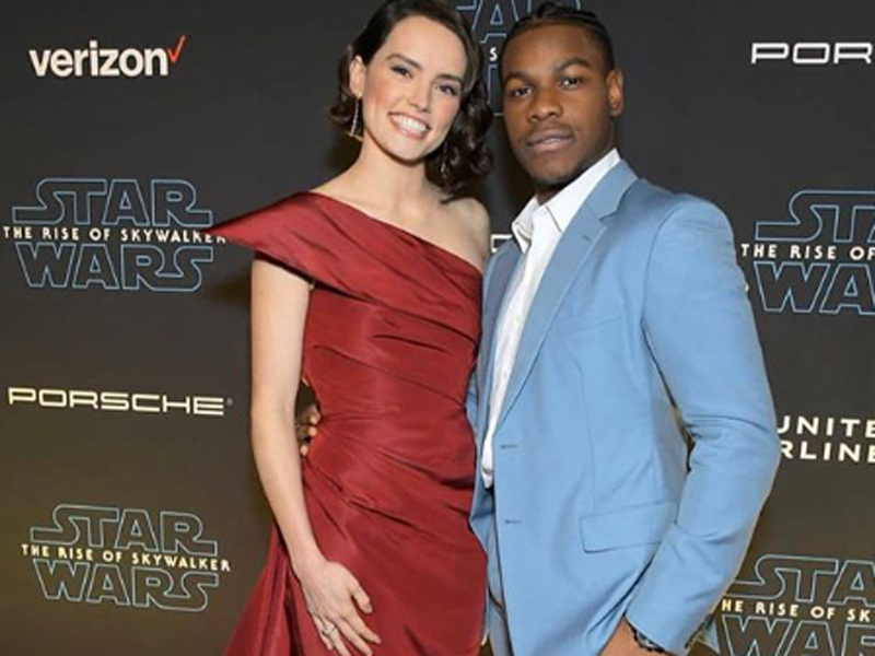 Sikap Bintang Star Wars John Boyega Keren Banget, Top!