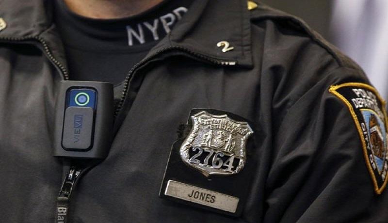 Polisi Amerika NYPD. Foto: Antara