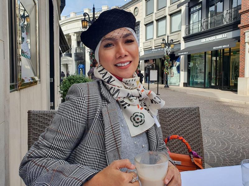 Farida Achmad, Pengusaha Sukses yang Jadikan Langit Sebagai Batas