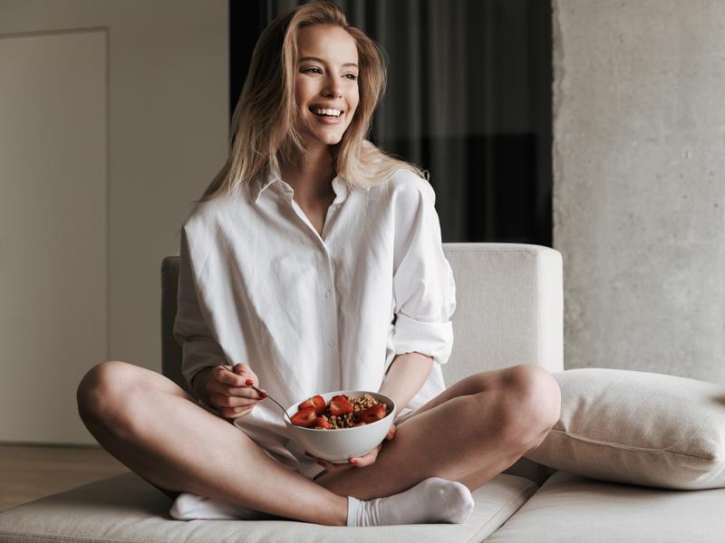 Ladies, Makan 3 Buah Ini saat Pagi Dijamin Bikin Wow