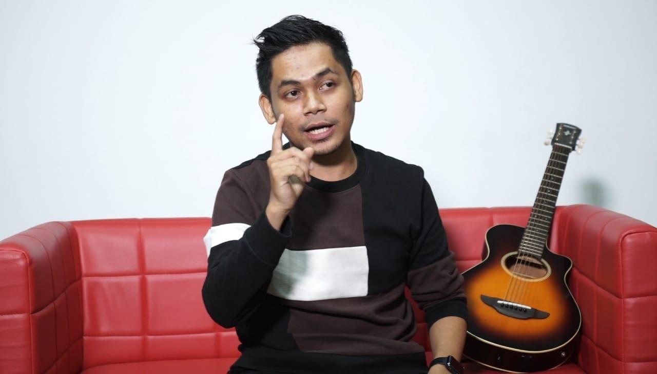 Ario Setiawan dan Band Lyla Memang Berjodoh
