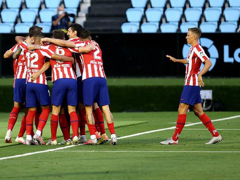 Celta Vigo vs Atletico Madrid 1-1: Liga Champions Belum Aman