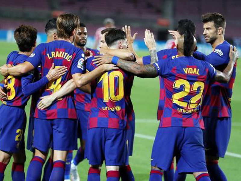 Jadwal Liga Spanyol: Peluang Barcelona Pepet Real Madrid