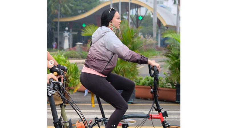 Biar Harga Selangit Sepeda Brompton Laris Manis, Nih Buktinya!