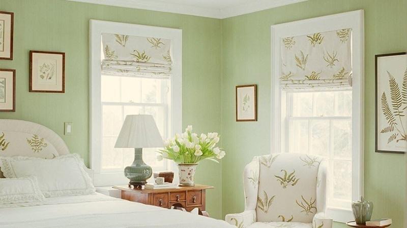 Warna cat tembok rumah pengaruhi mood (foto: pinterest)