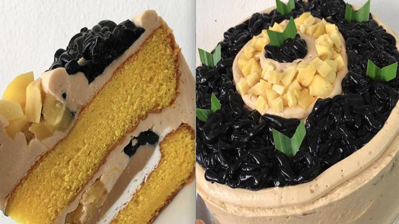 Kue Kekinian Cendol Cake, Bikinnya Penuh Tantangan Lo