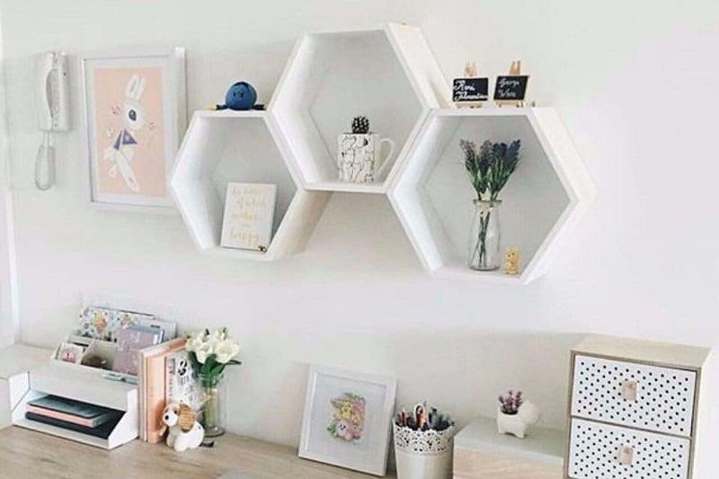 Terlihat Estetik, 4 Tips Membuat Rak Dinding Minimalis di Rumah