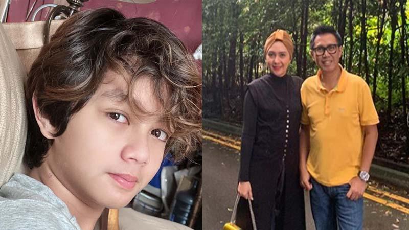 Anak bungsu Eko Patrio dan Viona Rosalina (foto: SC IG @viona__rosalina)