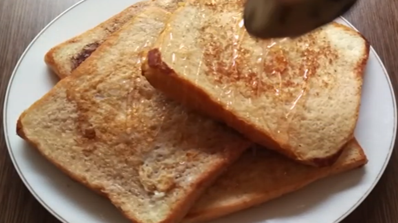 Masakan Kekinian 2020, Bikin Sarapan French Toast Mudah Banget