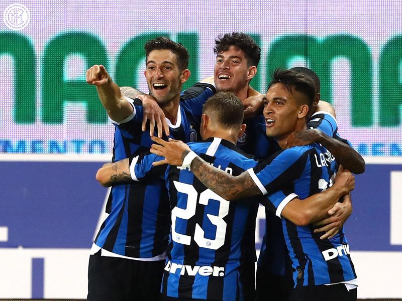 Inter Milan. Foto: Twitter Inter Milan
