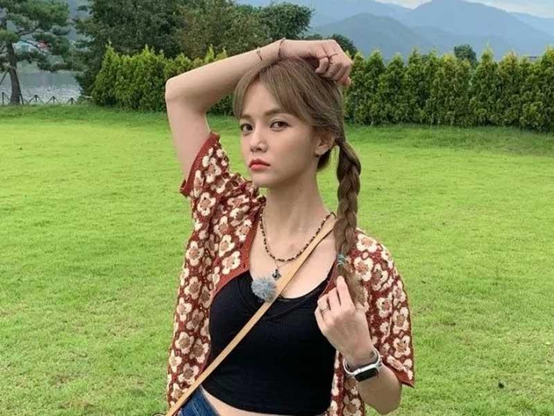 Mina: Jimin AOA Sering Meminta Maaf