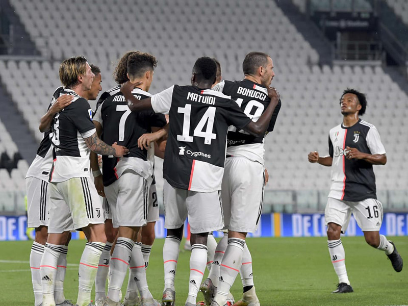 Juventus vs Atalanta 2-2: Cristiano Ronaldo Memang Wow