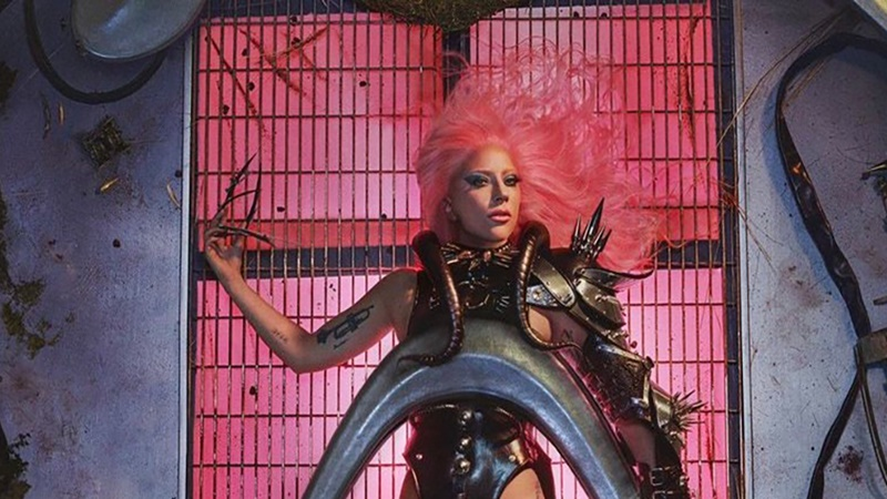 Cover album Lady Gaga (foto: billboard)