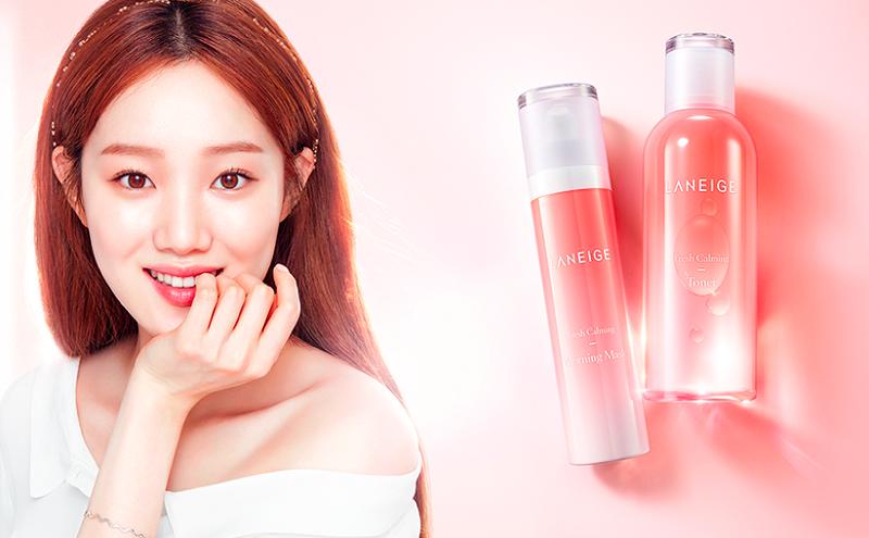 Laneige Fresh Calming Toner, Skincare untuk Jaga Kelembapan Kulit