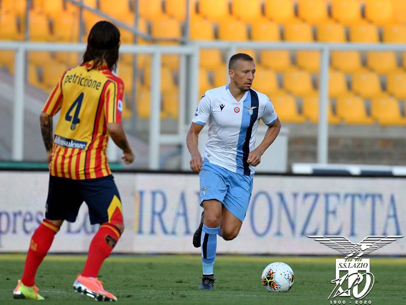Lecce vs Lazio 2-1: Lupakan Gelar Juara