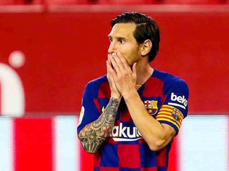 Lionel Messi. Foto: Instagram/fcbarcelona