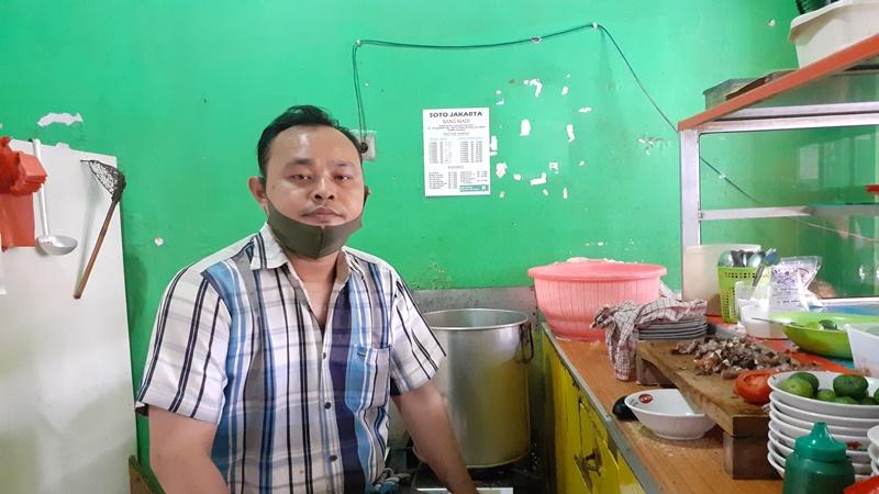 Soto Jakarta Bang Madi Laris Terus, Nih Rahasia Bisnisnya