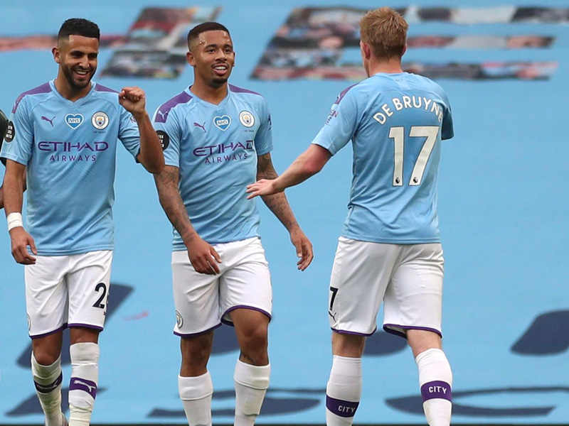 Klasemen Liga Inggris usai Manchester City vs Newcastle United