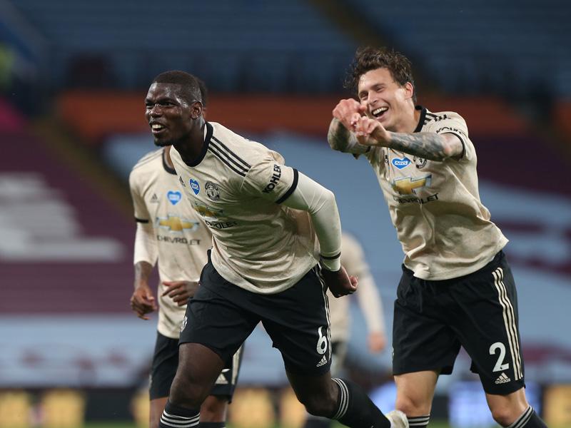 3 Rekor Hebat Manchester United usai Gunduli Aston Villa