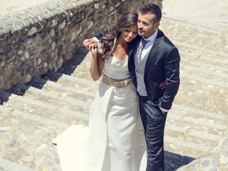 Ilustrasi pasangan menikah. Foto: Javi_indy/Elementsenvato