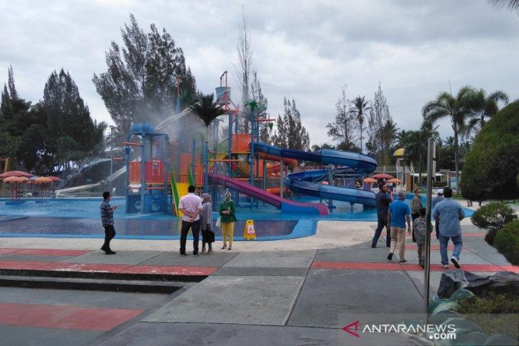 Objek Wisata Air Panas di Cipanas Sudah Buka, Ayo ke Sana
