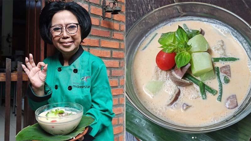 Sisca Soewitomo Trending, Nih Resep Sayur Lodeh Buatannya