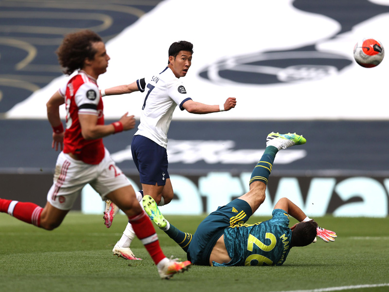 Tottenham vs Arsenal 2-1: The Gunners Memang Payah