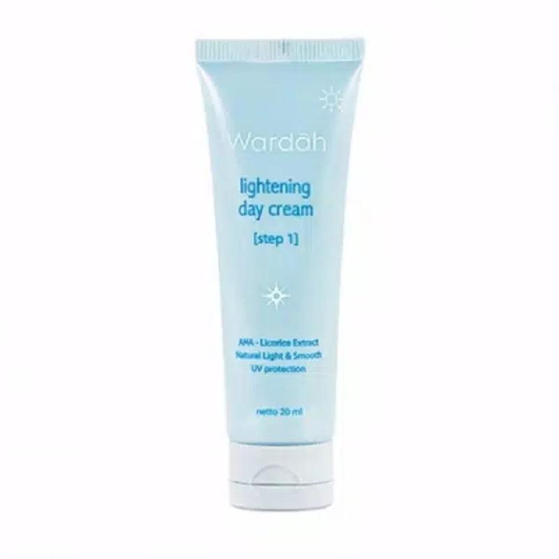 Wardah Lightening Day Cream, Berikan Banyak Manfaat Bagi Kulitmu