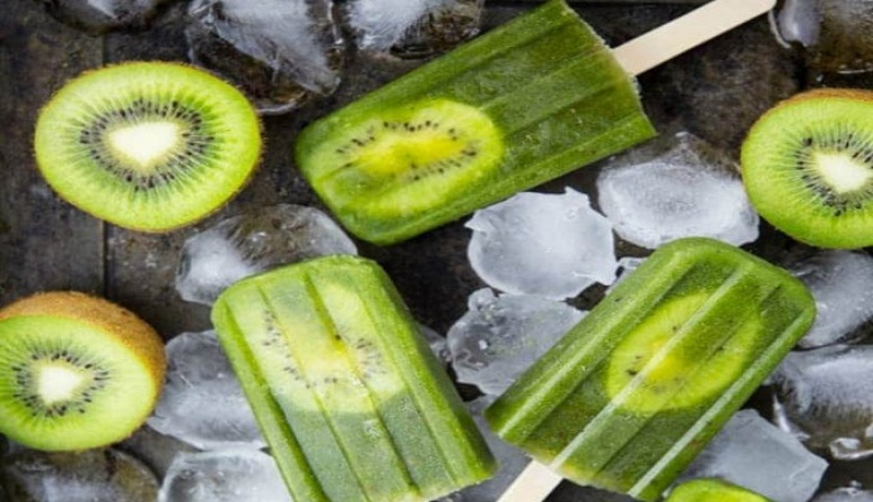 Minuman Segar untuk Akhir Pekan, Ini Resep Es Loli Kiwi