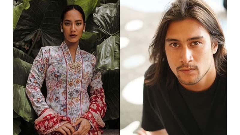 Tara Basro dan Daniel Adnan (foto: SC IG @tarabasro dan @danieladnan)