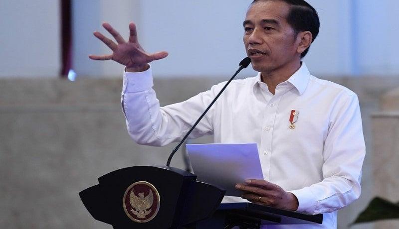 Presiden Joko Widodo. Foto: Antara